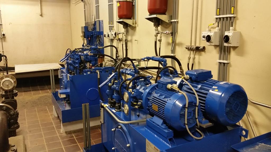 Kostenreductie hydraulische systemen