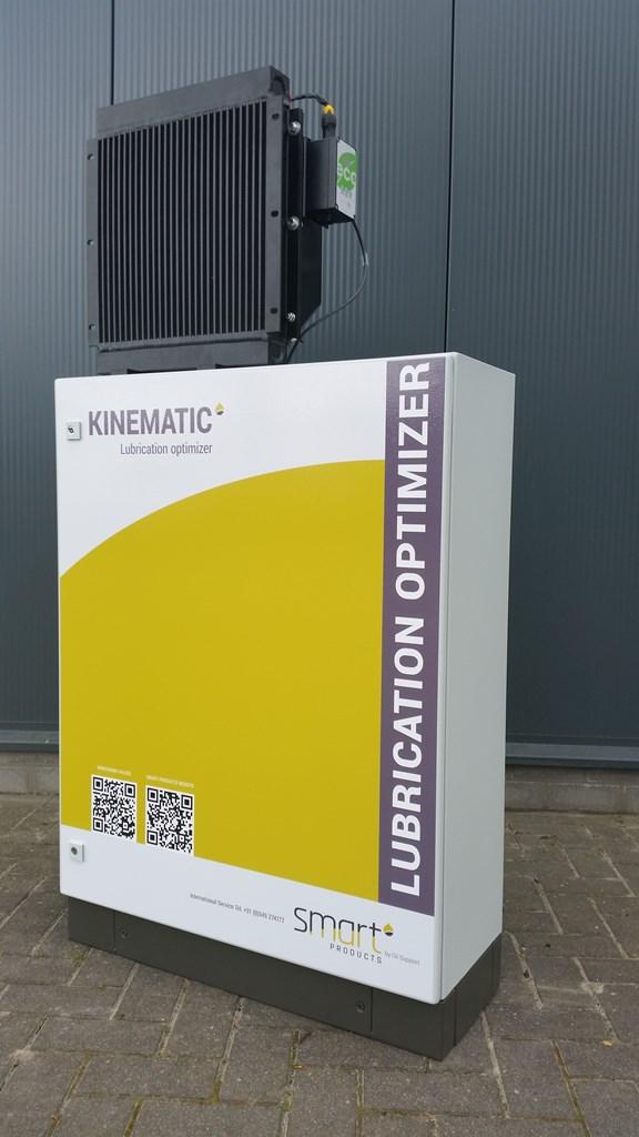 Kinematic lubrication optimizers